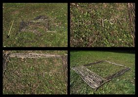 try 'land art' by perupowa
