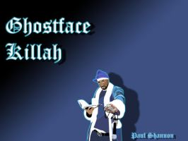 Ghostface Killah by luap89