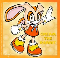 :: Cream the Rabbit by Neon-Nazo