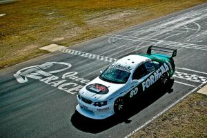 v8 Supercar by Mitchography