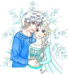 Jack and Elsa - made to be together [color] by signsamanta