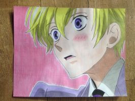 *blush* Tamaki by Karina-o-e
