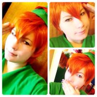 Peter Pan Test~! by Chee-Cos