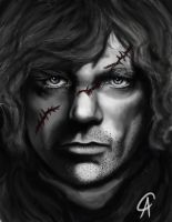 Game of thrones: Lord Tyrion Lannister by toto-kun