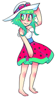 gumi by SoullessTeddybear