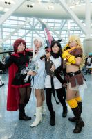 RWBY by OneOfManyFaces