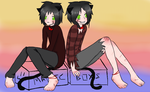 OMA: black cats by tthe13th