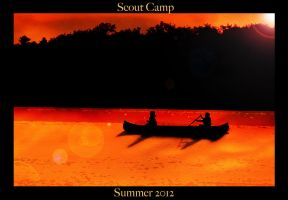 Scout Camp 2012 by AG88