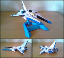 Gradius: Vic Viper by Destro2k