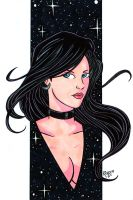 Donna Troy Headshot by RichBernatovech