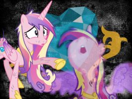 Princess Cadance by DixieRarity
