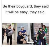it will be easy they said by DirectionForLyfe