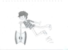 Marshall Lee by Koragg1