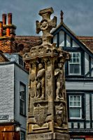Canterbury monument by forgottenson1