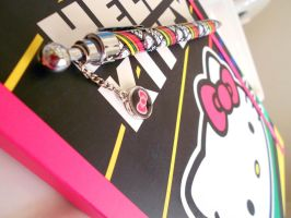 lets write with hello kitty.:) by beLIEveyourheart