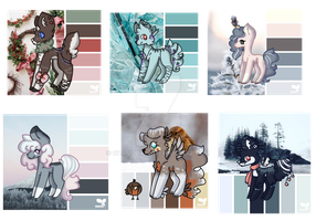 Aesthetic Adopts CLOSED by Citrusdayz