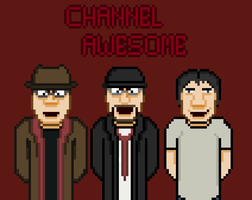 Channel Awesome Pixel 1 by sacolin99