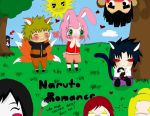 Naruto Romance by joy1003