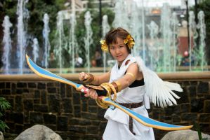 Pit Cosplay Magfest 2015 by foxsilong