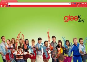 Glee Cast by BlodVark