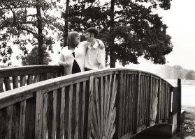 Love is a Bridge by colleenchiquita