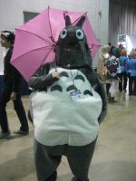 Acen12: Totoro by Blackout-Resonance