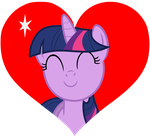 Most Loveable Pony (Twilight Sparkle) by SLB94