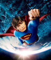 Tom Welling as Superman by KyleXY93