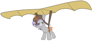 Determined to Fly - Base by PonyBasesRUs