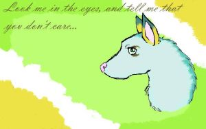 Look Me in the Eyes-Fray by hinata8D