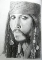 jack sparrow by Gh0st-0f-Me