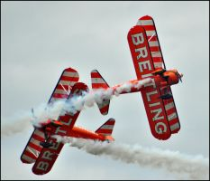 Breitling Wingwalkers 6 / FAS 2012 by Somebody-Somewhere