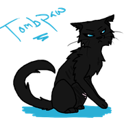 Tombpaw by TangledInInk