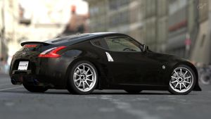 2008 Nissan Fairlady Z (Gran Turismo 5) by Vertualissimo
