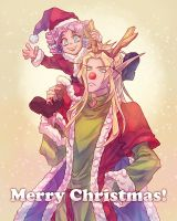Merry Christmas! by gemkimart