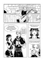 Azzedar the Dragon Hunter - Pg01 by Azzedar-san