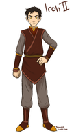 Little Iroh II by IDreamOfBlueSkies