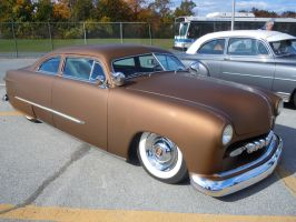 1951 Ford Custom Deluxe by Brooklyn47
