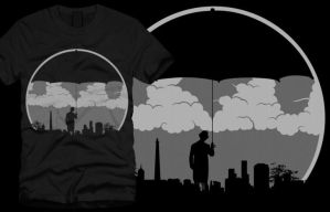 Umbrella Man by twicolabs