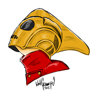 Rocketeer by Namcoking