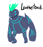 Leatherback by WakkoDemonBoy