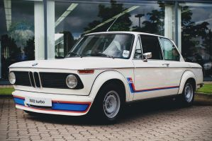 BMW 2002 Turbo by FurLined