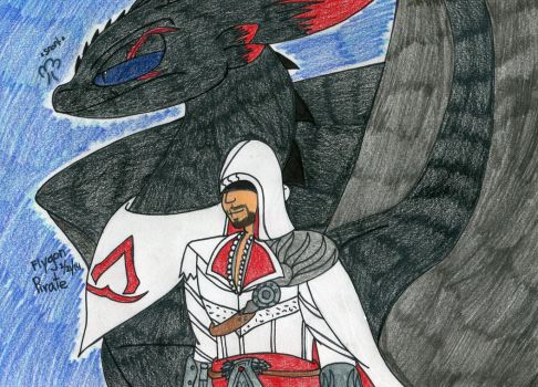 Everything is Permitted...Even a Night Fury by SilentDragon64