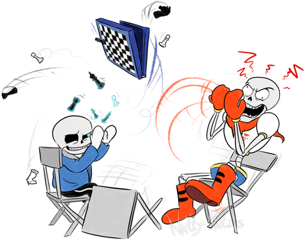 Chess rage quit by Nutty-Nutzis