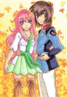 Autumn Love by Aiko-Mustang