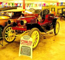1909 Stanley Steamer by moonlightrose44