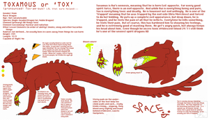 New Toxamous Ref by RAIDEO-MARS