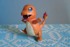 Charmander by aquametal