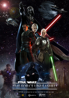 Star Wars: The Force Unleashed by MarcBruil