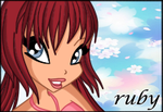 ruby icon by WinxFandom